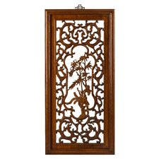 Chinese Classical Four Seasons Panels (Set of 4)