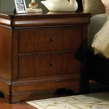 Louis Phillipe Drawer Nightstand