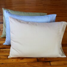 <strong>White Lotus Home</strong> Kapok Firm King Pillow