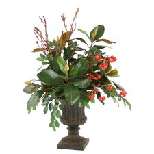 <strong>Distinctive Designs</strong> Silk Arrangement in Classic Urn