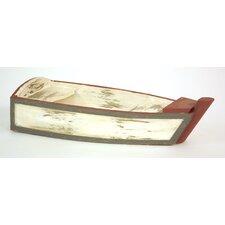 Decor Accessories Small Model Boat (Set of 2)