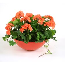 <strong>Distinctive Designs</strong> Silk Primroses Floor Plant in Planter