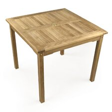 Little Warwick Square Wood Dining Table