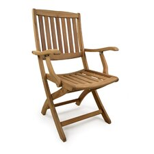 Somerby Folding Arm Chair