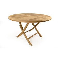 Willoughby Round Wood Dining Table