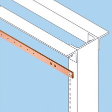 "Horizontal Rack Bus Bar for 19"" Racks"