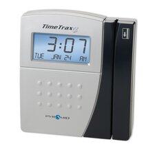 TimeTrax EZ Ethernet Time Clock System Terminal