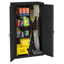 "36"" Janitorial Supply Cabinet"