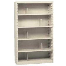 "<strong>Tennsco Corp.</strong> KD 60"" Bookcase"