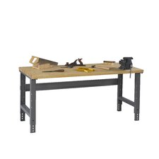 Adjustable Leg Workbench