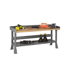 Compressed Wood Top Workbench