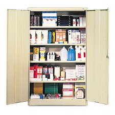 Steel Double Door Storage Cabinet