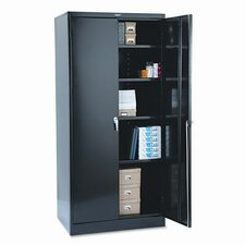 "<strong>Tennsco Corp.</strong> 78"" High Deluxe Cabinet, 36W X 18D X 78H"