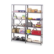 Industrial Post Kit for 36 and 48 Wide Shelves