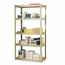"Tennsco Stur-D-Stor 30"" 5 Shelf Shelving Unit Starter"