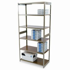 <strong>Tennsco Corp.</strong> Regal Shelving Starter Set, 6 Shelves