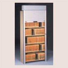 Tambour Door Open Filing Unit for Imperial Filing Cabinet