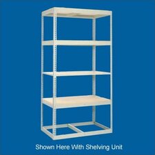 Z Line Heavy Duty Shelf Levels with Particleboard Decking