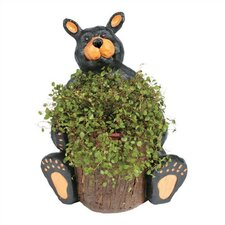 <strong>RAM Gameroom Products</strong> Bear Round Planter