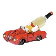 Red Convertible Car Wine holder