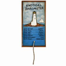 Knotical Barometer Wall Décor
