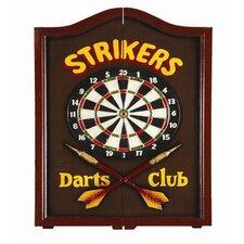 Strikers Dartboard Cabinet