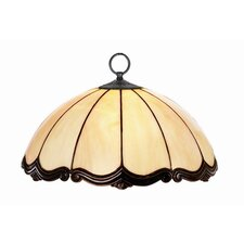 Seville 3 Light Tiffany Pendant