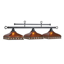 Tahoe 3 Light Billiards Light