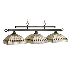 Yorkville 3 Light Billiard Light