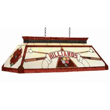<strong>RAM Gameroom Products</strong> Tiffany 4 Light Billiard Light