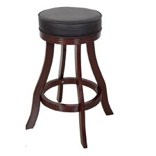 "<strong>RAM Gameroom Products</strong> 30"" Swivel Bar Stool with Cushion"