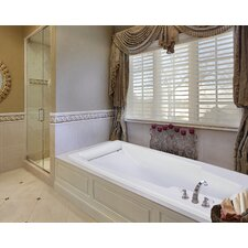 "Designer Premier 74"" x 42"" Bathtub with Combo System"
