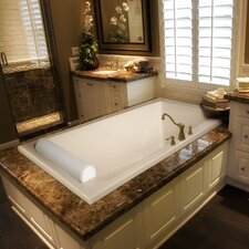 "Designer 70"" x 34"" Regal Air Bathtub with Thermal System"