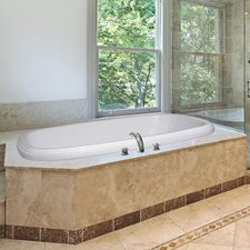 "<strong>Hydro Systems</strong> Designer 66"" x 38"" Sylvia Bathtub with Whirlpool System"