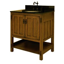 "American Craftsman 30"" Vanity Base Only"