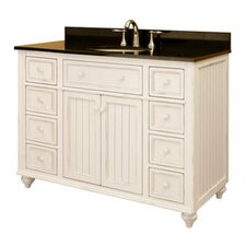 "<strong>Sagehill Designs</strong> Cottage Retreat 48"" Vanity Set"