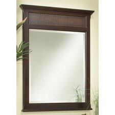 <strong>Sagehill Designs</strong> St Barts Framed Mirror