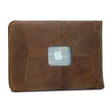 "17"" Premium Leather MacBook Pro Sleeve in Vintage"