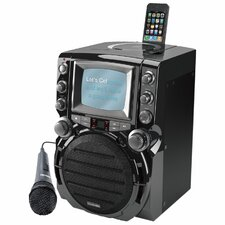 CD+G Karaoke System with TFT Color Screen
