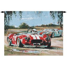 Racing in the USA Tapestry