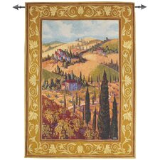 <strong>Manual Woodworkers & Weavers</strong> Tuscan Hillside Tapestry