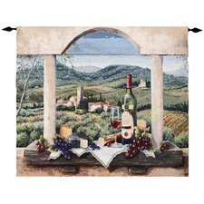 <strong>Manual Woodworkers & Weavers</strong> Vin De Provence Tapestry