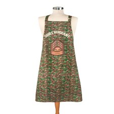 <strong>Manual Woodworkers & Weavers</strong> Grill Sergeant Men's Apron