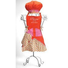 Lil Princess (Apron / Hat / Mitt) (Set of 3)