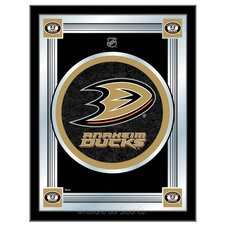 NHL Logo Mirror