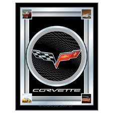 Corvette - C6 Logo Mirror