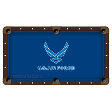 US Armed Forces Pool Table Cloth