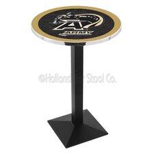 "NCAA 36"" Pub Table"