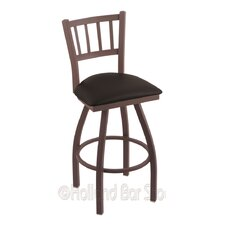 "Contessa 25"" Swivel Bar Stool with Cushion"