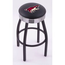 "NHL 30"" Swivel Bar Stool with Cushion"